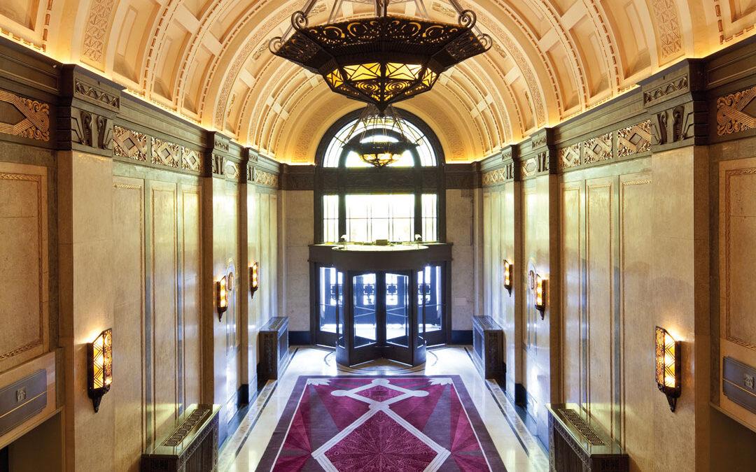 Fairmont Peace Hotel