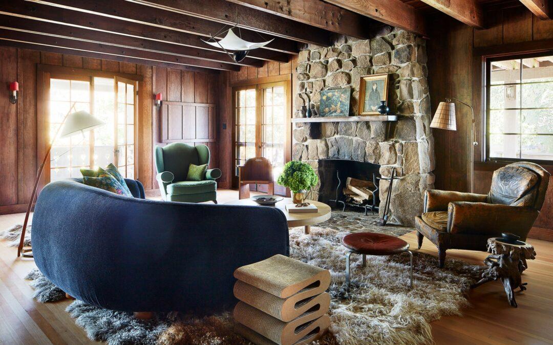 Anne Hathaway and Adam Shulman reveal their California country home