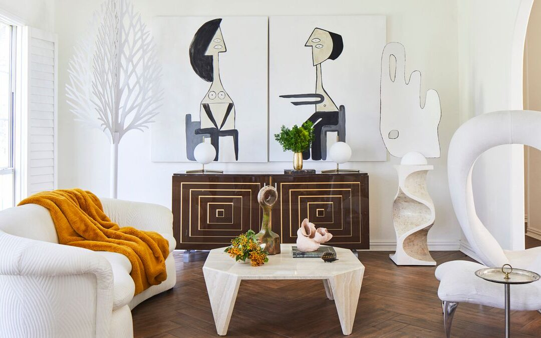6 decor trends that are even better when sourced secondhand